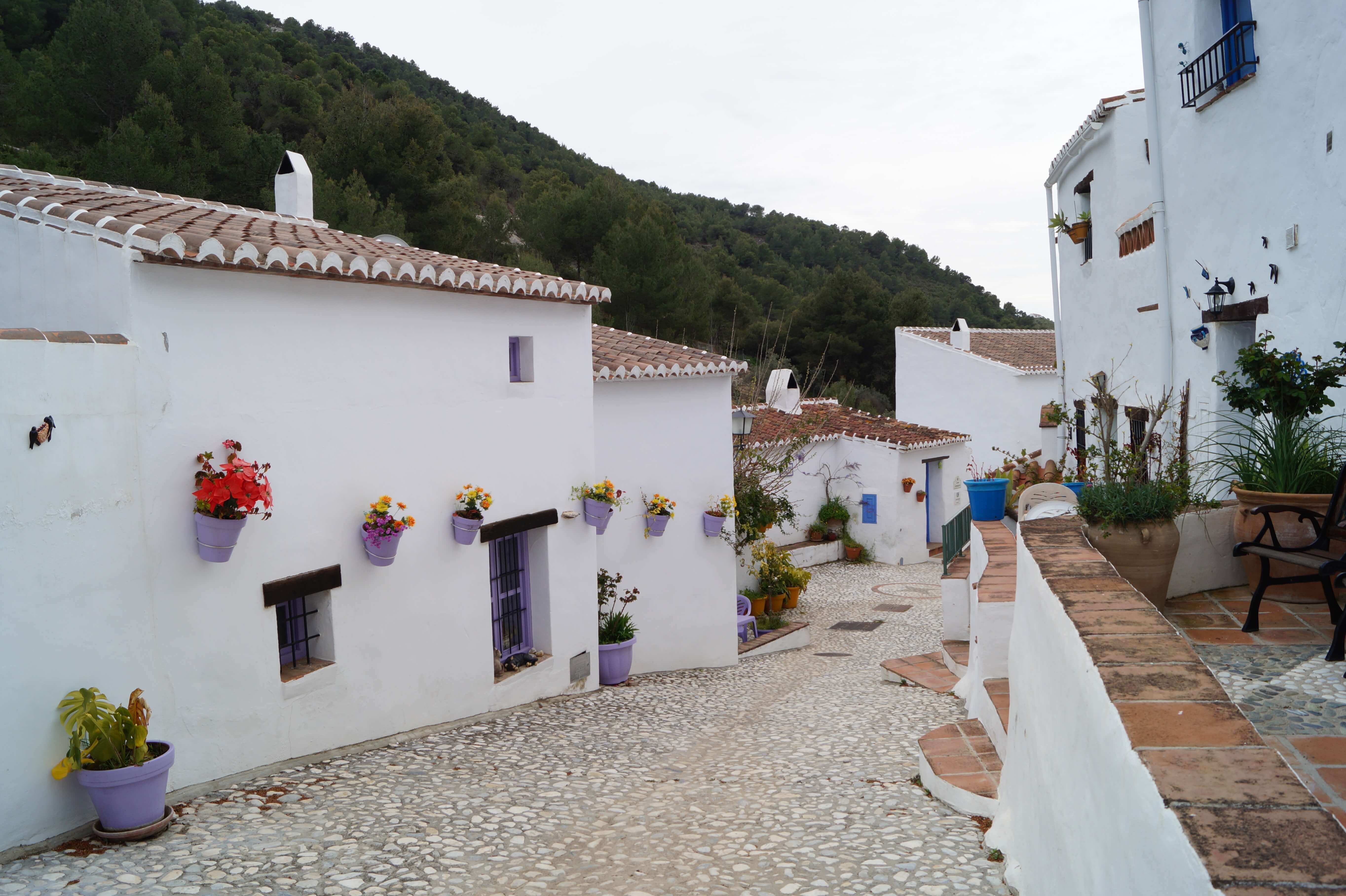 Andalusien, Spanien, Ausflugstipp, Bergdorf